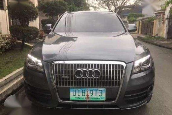All Stock 2012 Audi Q5 Tdi Quattro AT For Sale