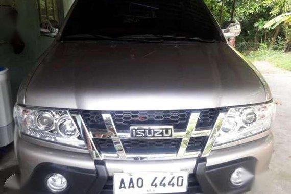 Isuzu Sportivo X 2014 model MT for sale