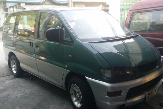 Mitsubishi Space gear 98 local diesel FOR SALE