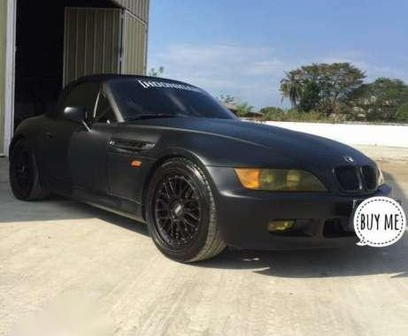 1998 BMW Z3 Anniversary Edition Black For Sale