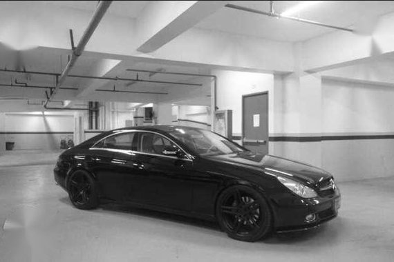 2007 Mercedes Benz CLS coupe 350 for sale