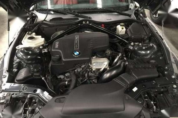 2014 BMW Z4 SDrive Convertible AT Beige For Sale
