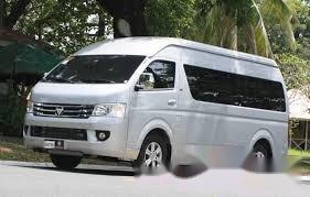 2017 Foton View Manual Diesel for sale