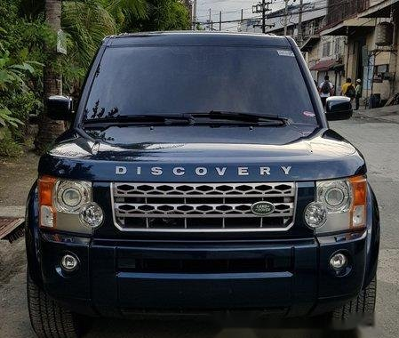 Land Rover Discovery 2008 for sale