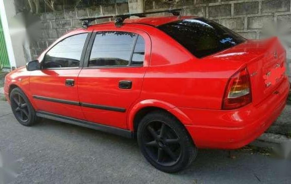Very Good Opel Astra 2000 (Plus Accessories) For Sale