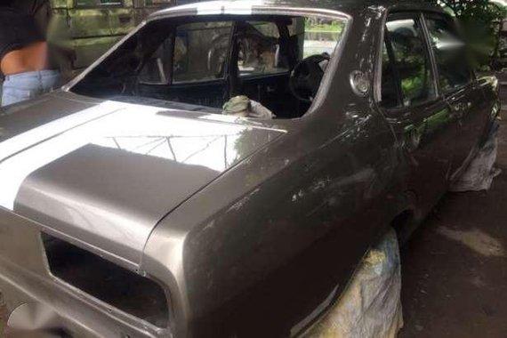 Mitsubishi Colt Dodge 1975 MT Gray For Sale