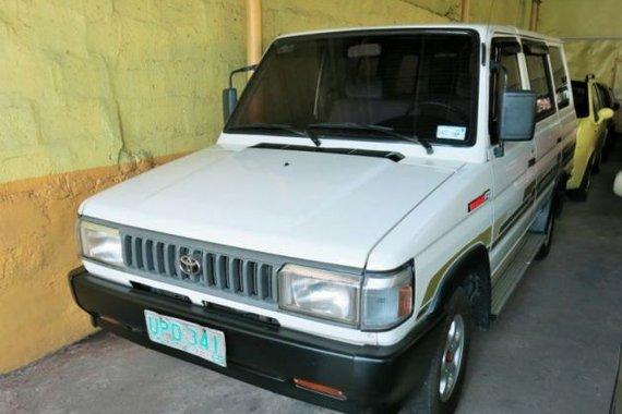 1997 Toyota Tamaraw FX for sale