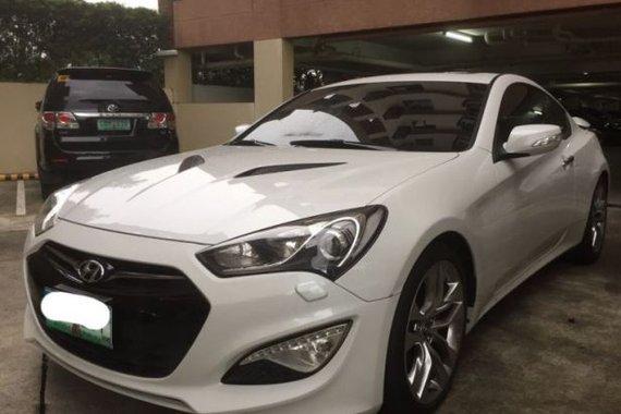 2013 Hyundai Genesis Coupe 3.8 for sale