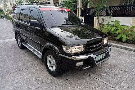 Isuzu Crosswind XUV for sale