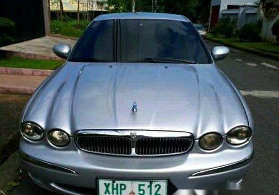 Jaguar X-Type 2011 silver for sale