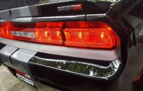 Dodge Challenger 2014 SRT Sedan Black For Sale