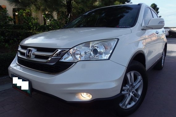 Line Honda CRV 4X4 2.4L AT for sale