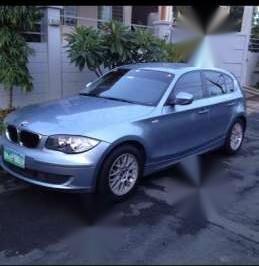 2010 BMW 116i BLUE FOR SALE