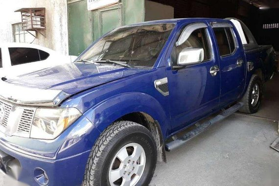 2010 Nissan Frontier Navara LE 4x2 for sale - Asialink Preowned Cars