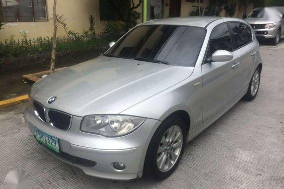 2005 BMW 118i E87 for sale