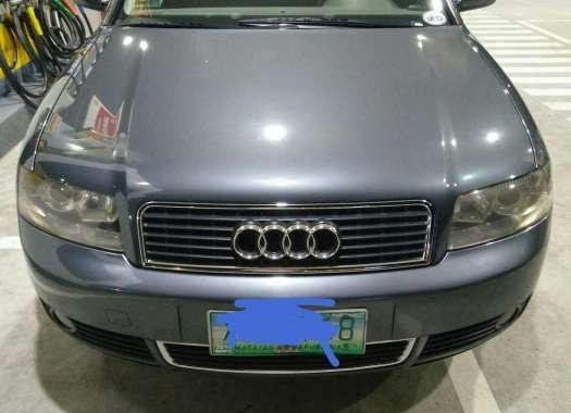Audi A4 2004 1.8 turbo for sale