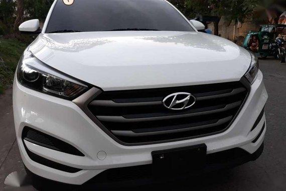 Hyundai Tucson G 2.0 MT Gas 2016 Super Rush sale