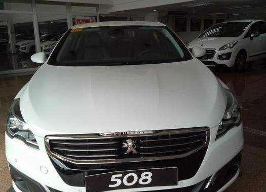 Peugeot 508 2.0 Allure Executive Sedan For Sale