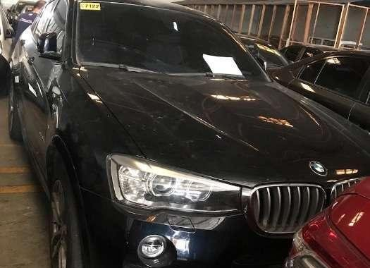 Bmw X4 automatic diesel 2015 for sale