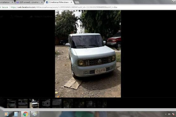Nissan Cube 2002 for sale