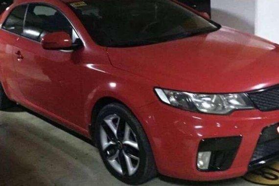 2012 Kia Forte koup Limited edition for sale