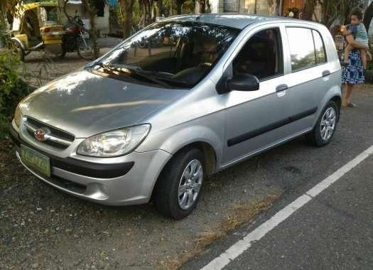 For sale 2007 Hyundai Getz