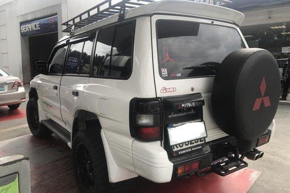 For sale 2003 Mitsubishi Pajero fieldmaster 4x4