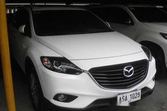 Well-kept Mazda CX-9 2015 for sale