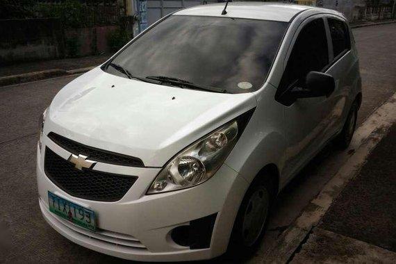 Chevrolet Spark Manual White For Sale