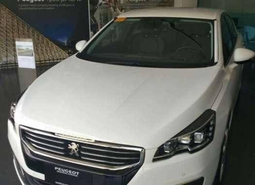 Peugeot 508 2.0 HDI allure 2017 for sale
