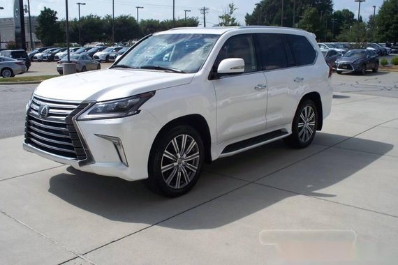 Well-maintained GCC Spec Lexus LX 570 2016 for sale