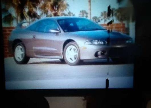 For sale 99 Mitsubishi Eclipse