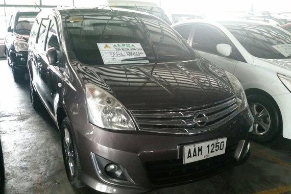 Good as new Nissan Grand Livina 2014 for sale