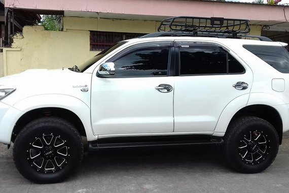 Toyota Fortunes 2009 for sale