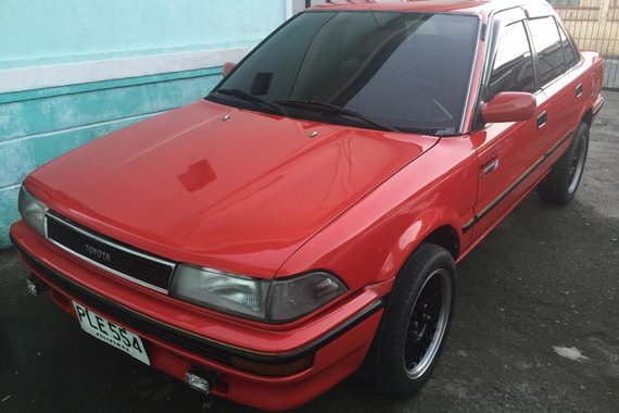 Toyota Corolla1989 for sale