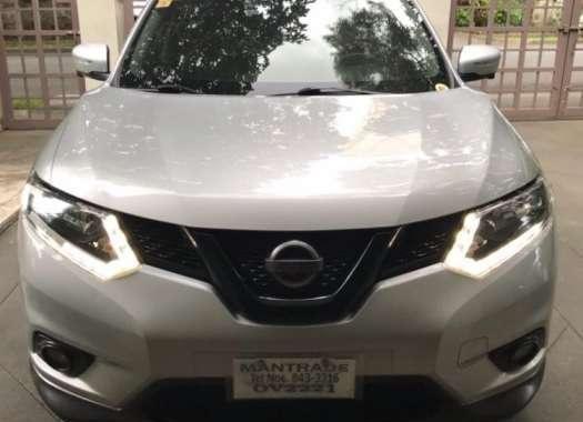 2017 Nissan Xtrail 4x4 not Rav4 FOR SALE
