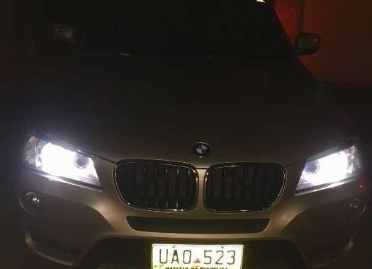 2nd Hand - 2013 BMW X3 for sale
