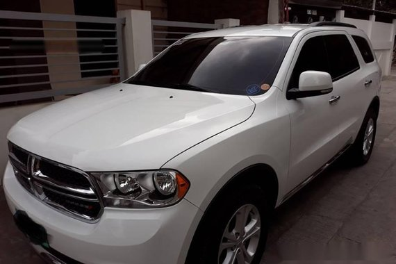 Well-maintained Dodge Durango 2013 for sale