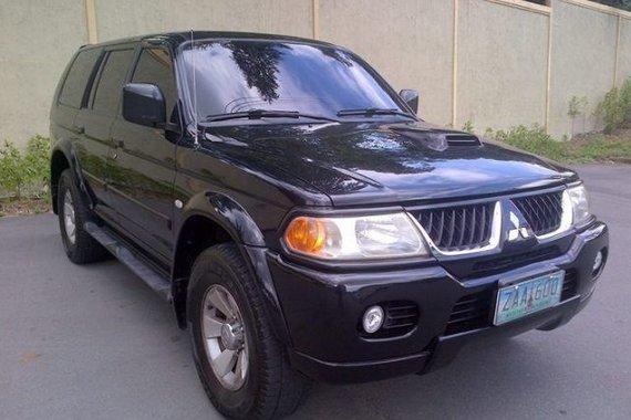 2005 Mitsubishi Montero Sports for sale