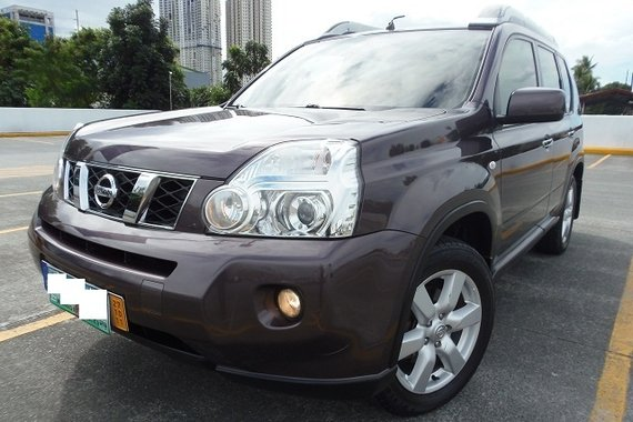 2011 Well-maintained Nissan Xtrail for sale
