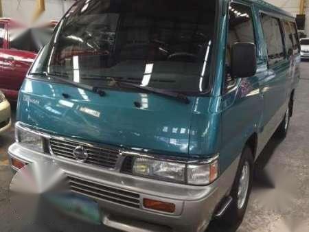 2008 Nissan Urvan Blue for sale