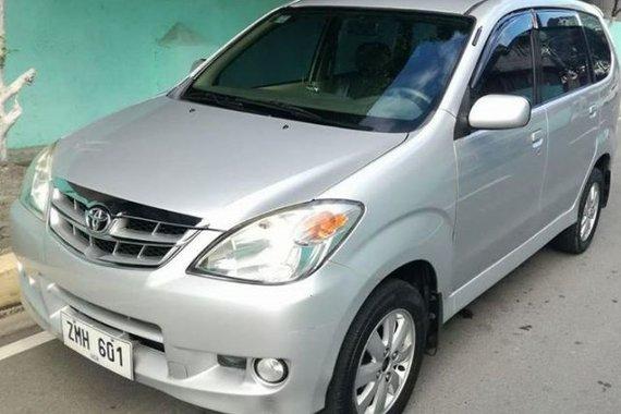 2007 Toyota Avanza G for sale