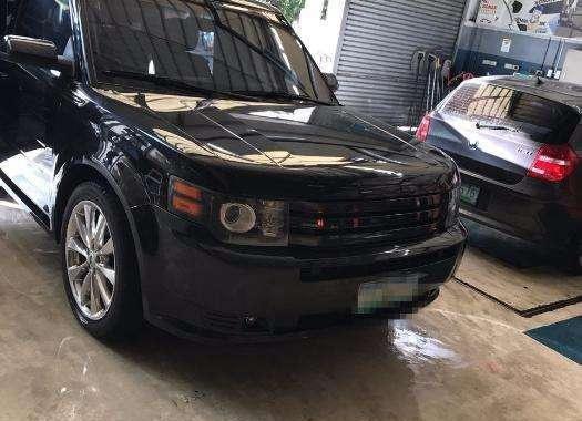 2012 Ford Flex Titanium V6 Black For Sale