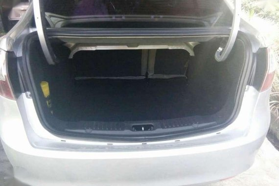 Ford Fiesta 2013 Manual Silver Sedan For Sale