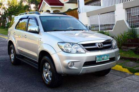 Toyota Fortuner G 2005 for sale