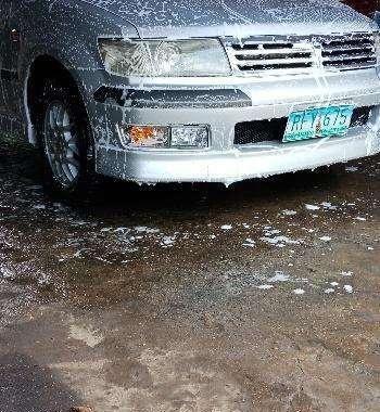 Fresh Mitsubishi Grandis 2012 AT Silver For Sale