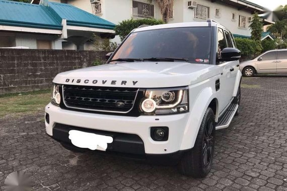 2015 Land Rover Discovery 4 for sale
