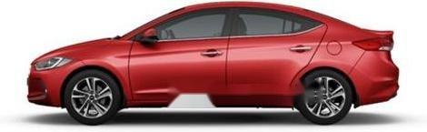 Hyundai Elantra 2018 GL M/T for sale