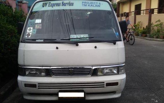 2009 Nissan Urvan for sale
