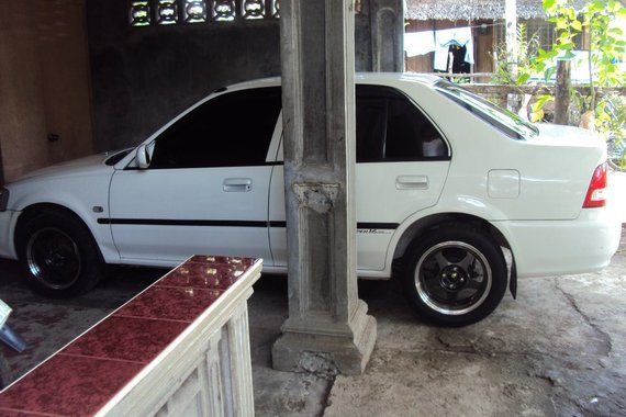 Good as new Honda City Type Z 2002 for sale